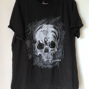 Disney Shirts - Haunted mansion ghost skull shirt Disney size XL